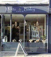 Motte Bailey Cafe Arundel West Sussex Tea Room Outdoor Decor West Sussex