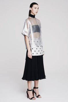 Josh Goot Resort 2015 Collection Slideshow on Style.com