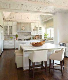A unique kitchen. ph. Jean Allsopp Photography