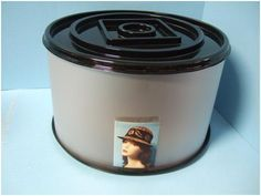 How to make a hat box for storage, that is custom sized, and stackable.