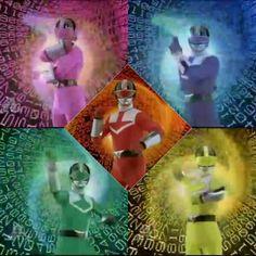 Power Rangers Time Force, Go Go Power Rangers, Live Action, Favorite Quotes, Spiritual, Nerd, Geek Stuff, Superhero, Future