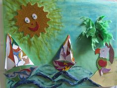 Mural d'estiu