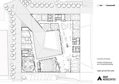 Gallery - Coventry University, Faculty of Engineering and Computing / Arup Associates - 17