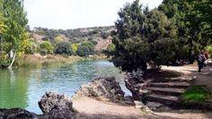 Las Lagunas de Ruidera y la Cueva de Montesinos, en 'Campo de Montiel Abierto'