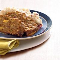 Cheeseburger Meatloaf and Mashed Potatoes | rachaelraymag.com