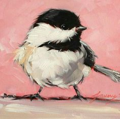 art painting watercolor Reserved for Emer. Chickadee Bird Paintings von LaveryART Art Painting BirdsSource : Reserved for Emer. Chickadee Bird Paintings von LaveryART by anneluises Watercolor Bird, Watercolor Paintings, Watercolors, Animal Paintings, Bird Paintings, Small Paintings, Original Paintings, Bird Art, Painting & Drawing