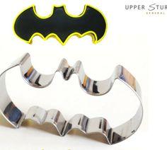 Batman Cookie Cutter $6.95 Stainless Steel