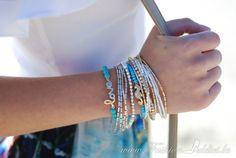 Love + Seahorse Bracelets
