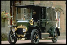 Austin 1911 15hp Town Carriage LH 3021