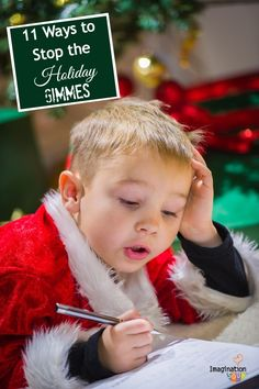 11 Ways to Stop the Holiday GIMME Monsters & Shift Your Kids' Focus