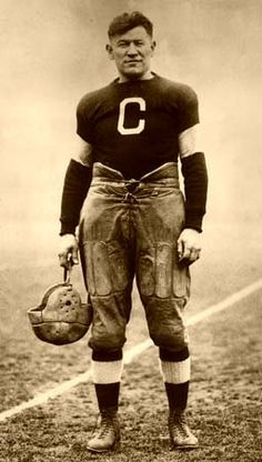 Jim Thorpe, the greatest athlete of all time (#37)