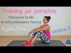 Mama w formie - ćwiczenia dla kobiet po ciąży - YouTube Youtube, Exercises, Exercise Routines, Excercise, Work Outs, Workout, Youtubers, Youtube Movies