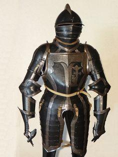 Зрелища-латы, чтобы русский 1560 - объект № 7013 - Jürgen H. Fricker Исторического оружия
