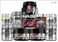 MuscleTech Shredded Essentials Stack. They are efficient in improving the overall performance of athletes.