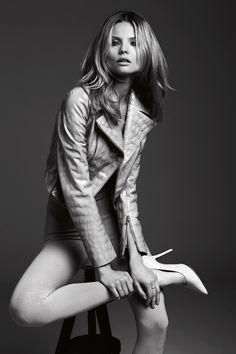 Magdalena Frackowiak for Pani Magazine