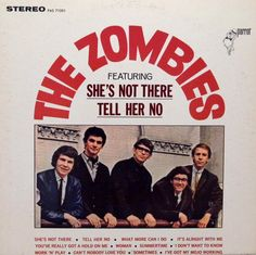 https://flic.kr/p/FtjJKx | Vintage Vinyl LP Record Album - The Zombies, Parrot Records, Catalog PAS 71001, Pop Rock, USA, 1965 | Tracklist A1 She's Not Ther 2:20 A2 Summertime 2:12 A3 It's Alright With Me 1:49 A4 You've Really Got A Hold On Me 3:36 A5 Sometimes 2:02 A6 Woman 2:24 B1 Tell Her No 2:08 B2 I Don't Want To Know 2:03 B3 Work 'N' Play 2:01 B4 Can't Nobody Love You 2:12 B5 What More Can I Do 1:36 B6 I've Got My Mojo Working 3:32