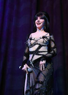 Elvira Mistress Of The Dark Stock Pictures, Royalty-free Photos & Images Cassandra Peterson, Elvira Costume, Monster Horror Movies, Bbc, Rockabilly, Gothic Lingerie, Female Vampire, Dark Pictures, Gothic Dolls