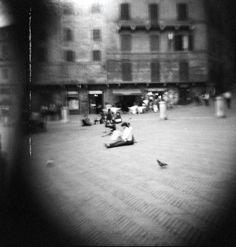 Piazza del Campo, Sienna, Toscana | Copyright © 2012 Yuri Orellana