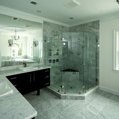 Review our Huge Selection of Custom Shower Doors by Coral Industries.