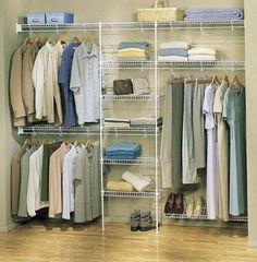Reach In Closet Organization Ideas   Home Design Ideas Lowes Closet  Organizer, Closet Organization,