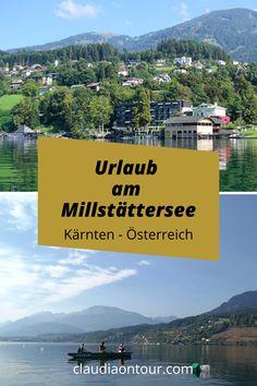 Urlaub und Wellness am Millstättersee. Wandern und Radfahren in Kärnten. Urlaub für Paare. Urlaub in Österreich.