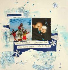 "December challenge ""Christmas sketch"" - Alenka"