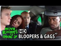 Captain America: The Winter Soldier (2014) Bloopers, Gag Reel & Outtakes #2