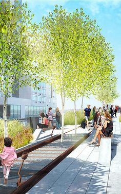 3 | A First Look At The High Line's Incredible Final Phase | Co.Design | business + design