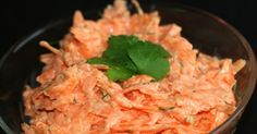 This Lithuanian carrot salad is not only healthy, it is really zesty and refreshing! With this simple recipe you can make any meal more special and more delicious. Enjoy!