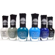 """Kleancolor Nail Polish """"Don't Get Mad, Get Matte"""" Lot of 6 Colors! Lacquer KNP10   FREE EARRING >>> You can find more details by visiting the image link. (This is an affiliate link) #NailPolish"""