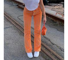 Trouser Jeans, Denim Pants, Khaki Pants, Trousers, Aesthetic Vintage, Suits You, Catwalk, Parachute Pants, Street Wear