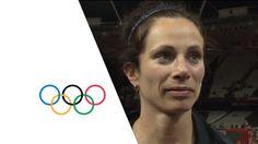 Jennifer Suhr (USA) Wins Women's Pole Vault Gold - London 2012 Olympics