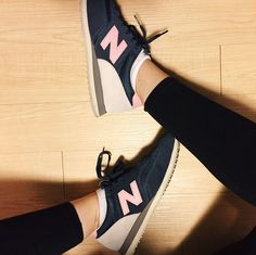 New Balance // @dreamingenfrancais on Instagram