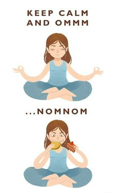 4 Things That I Learnt About Eating From Yoga