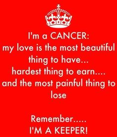 CANCER ♋♋♋ DEAD ASS FACTS THO.. I KNOW FROM EXPERIENCE
