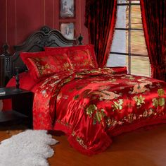 Dragon Bedding Magic Dragon Comforter Set A Dragon Lovers - Chinese dragon comforter set