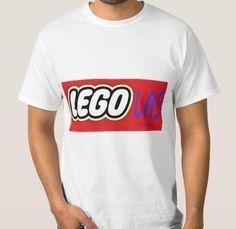 LEGO & Hobbit Lover ? Legolas by Chordy Goods Designer T Shirt Unique funny art