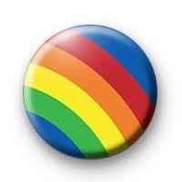 Big Bright Rainbow Badge » Kool Badges Dot Com » The home of custom designed 25mm Button Badges & 1 Inch Pins