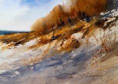 Winter Dune by Sandra Strohschein