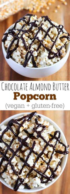 Healthy Desserts To Try Tonight - Chocolate Almond Butter Popcorn - Easy And Yummy DIY Health Desserts Under 100 Calories To Try Tonight. No Bake Desserts From Scratch You Can Make In A Mug With No Sugar And Easy To Eat Clean. Recipes For Chocolate Desserts For One And Weight Watchers Ideas For Summer, For Fall, And For Winter. Quick Paleo And Low Carb Cookies And Desserts With Fruit You Can Make At Home By Yourself That Are No Guilt, Guilt Free, And Healthy. Loose Weight And Get A Flat…