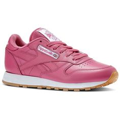 Reebok - Classic Leather Gum Optimal Pink / White / Gum AR2356