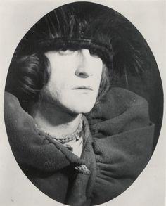 Marcel Duchamp as Rrose Sélavy