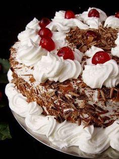 Torta Havana | Božské recepty