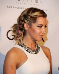 Ashley Tisdale at Genlux Magazine & Riviera 31 Opening Party.