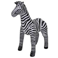 Inflatable Zebra - Medium