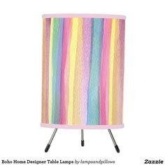 20% OFF Boho Home Decor Table Lamps. Feel Good Fashion & Living® by Marijke Verkerk Design www.marijkeverkerkdesign.nl