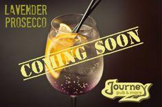 #lavender #prosecco #summer #drink