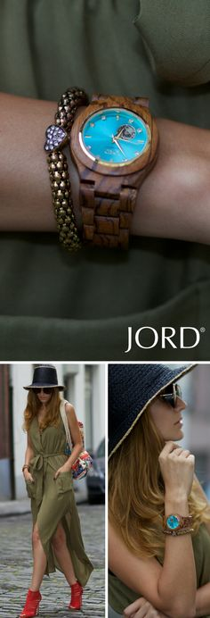 Be ahead of the curve and choose a timepiece that's not on every wrist that walks by. JORD's line of natural wood watches have brought analog back into the realm of wow! Shop the full collection at jordwatches.com ! Walking By, Wood Watch, Natural Wood, Hairstyle, Wooden Watch, Wooden Clock, Hardwood