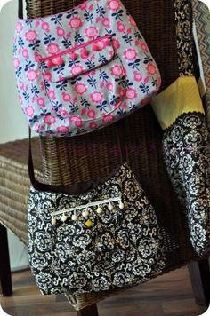 taschenworkshop 23.02.2013 Workshop, Vera Bradley Backpack, Backpacks, Bags, Fashion, Handbags, Moda, Atelier, Fashion Styles