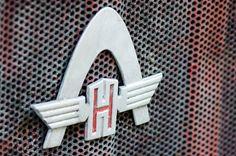 https://flic.kr/p/ius7jy | Hanomag Emblem | Emblem from a Hanomag Traktor.